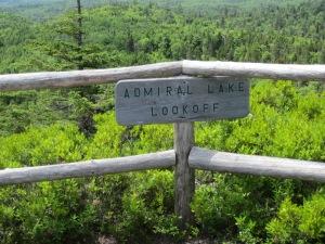 Spring 2011 Admiral Lake Loop