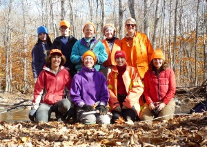 5 - The Ladies Only Trail Builders